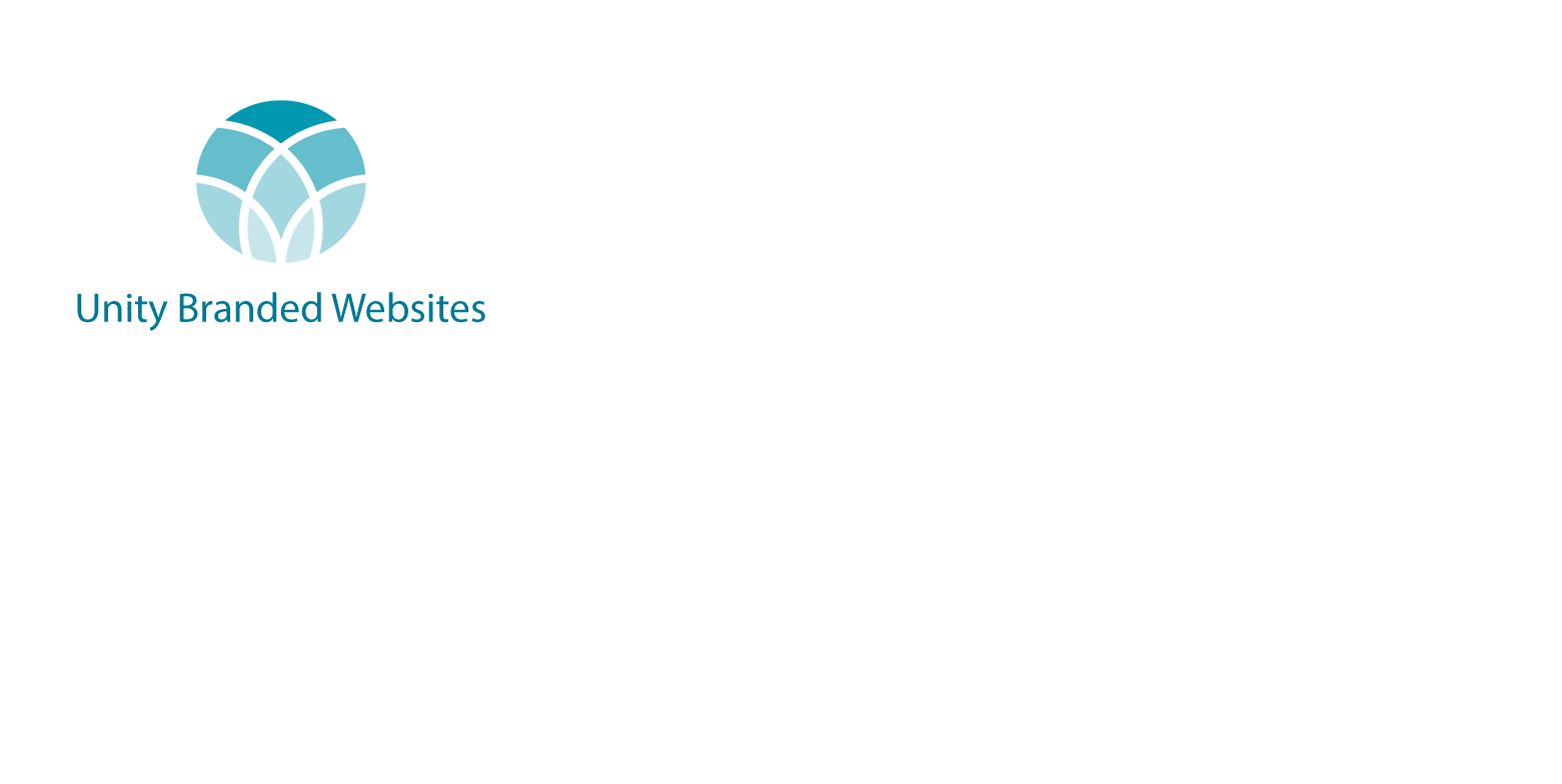 Unity Branded Websites Image